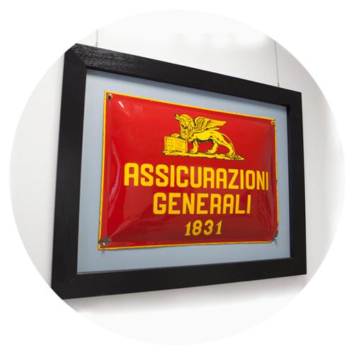 Assicurazioni Generali dal 1831